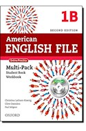 Papel AMERICAN ENGLISH FILE 1 MULTIPACK B WITH ONLINE PRACTICE