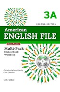 Papel AMERICAN ENGLISH FILE 3 MULTIPACK A WITH ONLINE PRACTICE