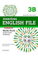 Papel AMERICAN ENGLISH FILE 3 MULTIPACK B WITH ONLINE PRACTICE