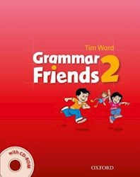 Papel Grammar Friends 2: Student'S Book With Cd-Rom Pack