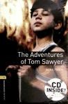 Papel The Adventures Of Tom Sawyer [With Cd (Audio)]  (Bw1)