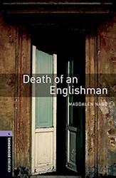 Papel Death Of An Englishman (Oxford Bookworms Library 4)