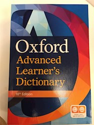 Papel Oxford Advanced Learner'S Dictionary 10Th Ed. + Online Access