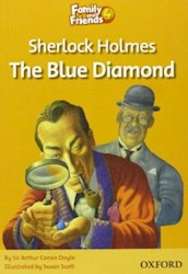 Papel Sherlock Hokmes And The Blue Diamond - Family And Friends 4