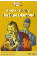 Papel SHERLOCK HOLMES THE BLUE DIAMOND (FAMILY AND FRIENDS LEVEL 4)