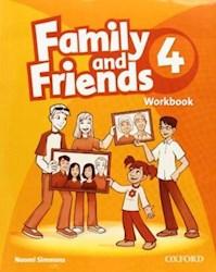 Libro Family & Friends 4 - Wb