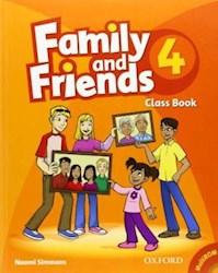 Libro Family & Friends 4 - St'S & Multirom