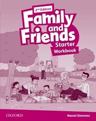 Libro Family And Friends Starter Wb