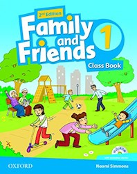 Papel Family And Friends 2Nd Edition 1 Class Book