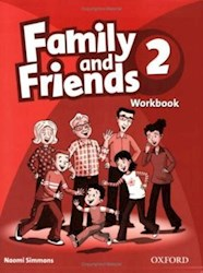 Libro Family & Friends 2 Workbook