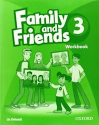Libro Family & Friends 3 Workbook