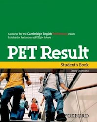 Papel Pet Result Student'S Book
