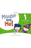 Papel MOUSE AND ME 1 STUDENT'S BOOK (RUSTICA)