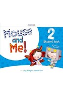 Papel MOUSE AND ME 2 STUDENT'S BOOK (RUSTICA)