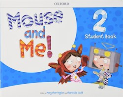 Papel Mouse And Me 2 Student'S Pack (Lingokids App)