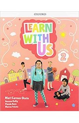 Papel Learn With Us 2 Class Book