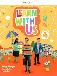 Papel Learn With Us 4 Class Book