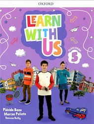 Papel Learn With Us 5 Class Book
