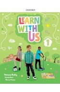 Papel LEARN WITH US 1 CLASS BOOK OXFORD (NOVEDAD 2020)