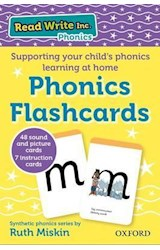 Papel Phonics Flashcards (Read Write Inc.)