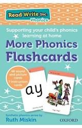 Papel More Phonics Flashcards (Read Write Inc.)