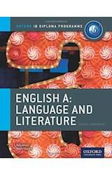 Papel English A: Language and Literature (Oxford IB Diploma)