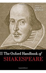 Papel The Oxford Handbook of Shakespeare (Oxford Handbooks)