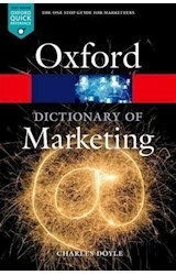 Papel Oxford Dictionary of Marketing 4th Ed.