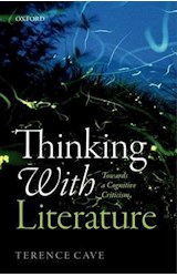 Papel Thinking with Literature: Towards a Cognitive Criticism