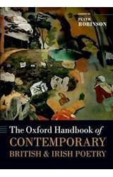 Papel The Oxford Handbook of Contemporary British & Irish Poetry