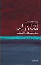 Papel The First World War: A Very Short Introduction