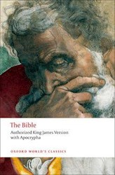Papel The Bible: Authorized King James Version With Apocrypha (Oxford World'S Classics)