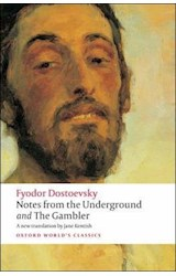 Papel Notes from the Underground and The Gambler (Oxford World's Classics)