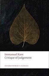 Papel Critique Of Judgement (Oxford World'S Classics)