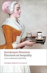 Papel Discourse On Inequality (Oxford World'S Classics)