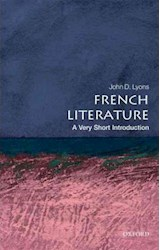 Papel French Literature: A Very Short Introduction