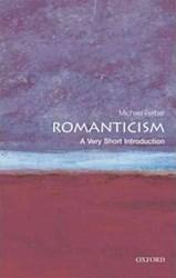 Papel Romanticism: A Very Short Introduction
