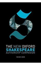 Papel The New Oxford Shakespeare: Authorship Companion