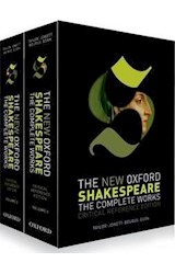Papel The New Oxford Shakespeare: The Complete Works (Critical Reference Edition) 2 Vols.