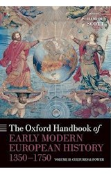 Papel The Oxford Handbook of Early Modern European History 1350-1750 (Volume II: Cultures and Power)