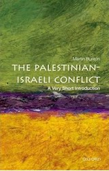 Papel The Palestinian-Israeli Conflict: A Very Short Introduction