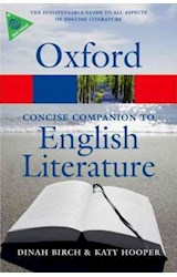 Papel Oxford Concise Companion to English Literature
