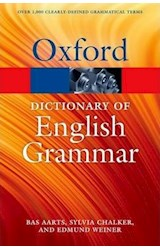 Papel Oxford Dictionary of English Grammar