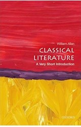 Papel Classical Literature: A Very Short Introduction