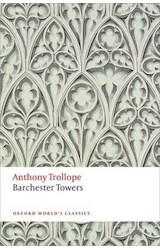Papel Barchester Towers (Oxford World's Classics)