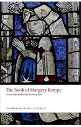 Papel The Book of Margery Kempe (Oxford World's Classics)