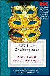 Papel Much Ado About Nothing (The Rsc Shakespeare)