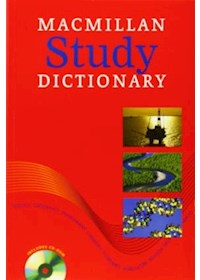 Papel Macmillan Study Dictionarycon Cd-Rom