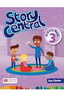 Papel STORY CENTRAL 3 ACTIVITY BOOK (MACMILLAN)