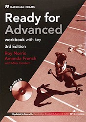 Papel Ready For Advanced 3Rd Edition Workbook With Key Pack